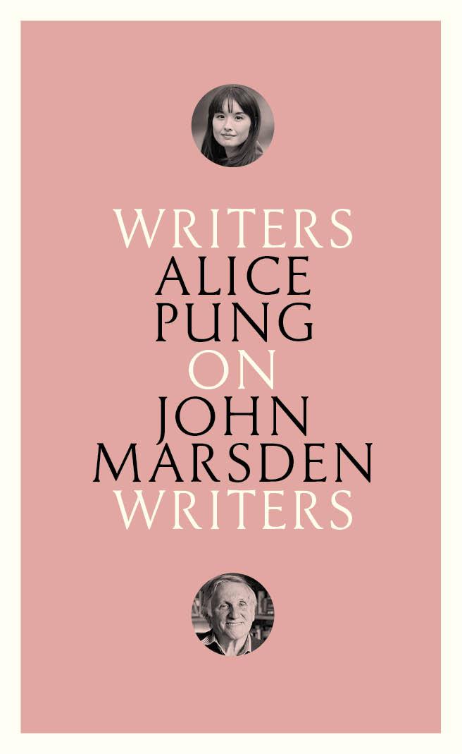 On John Marsden by Alice Pung. 9781863959568
