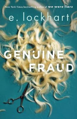 Genuine Fraudby E. Lockhart