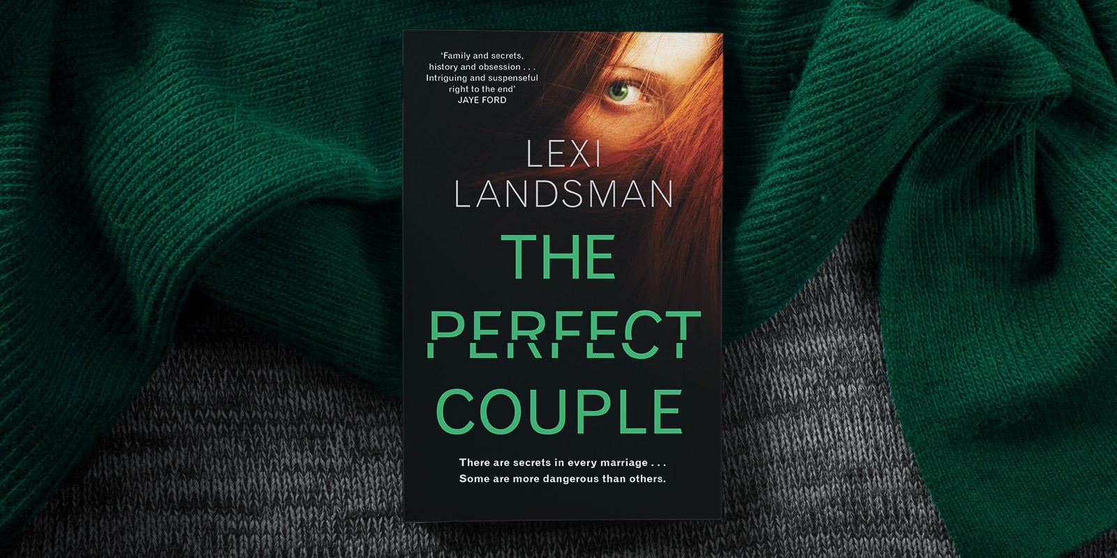 The Perfect Couple by Lexi Landsman.