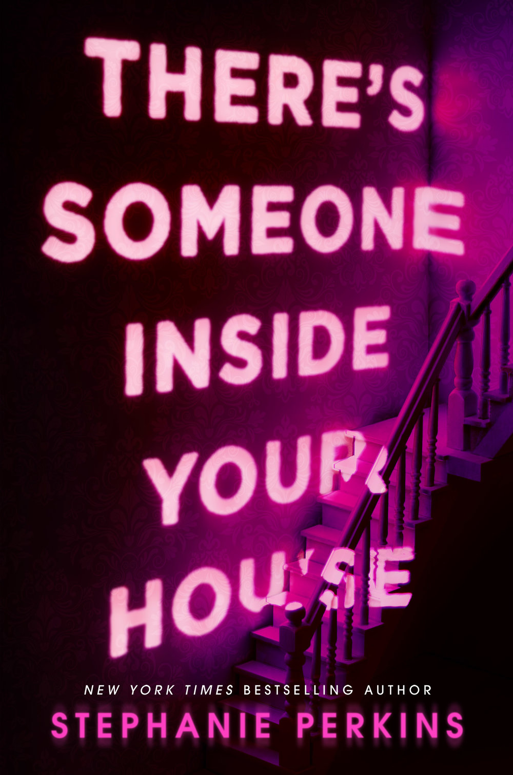 There's Someone Inside Your House by Stephanie Perkins.