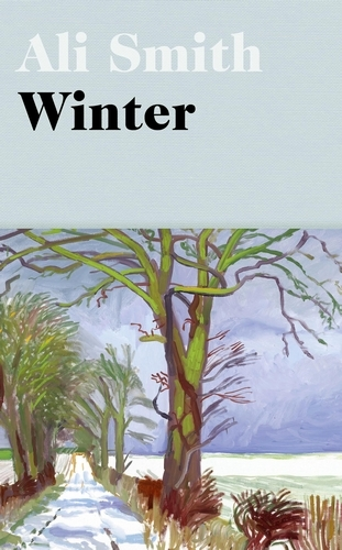 Winter by Ali Smith. 9780241207031
