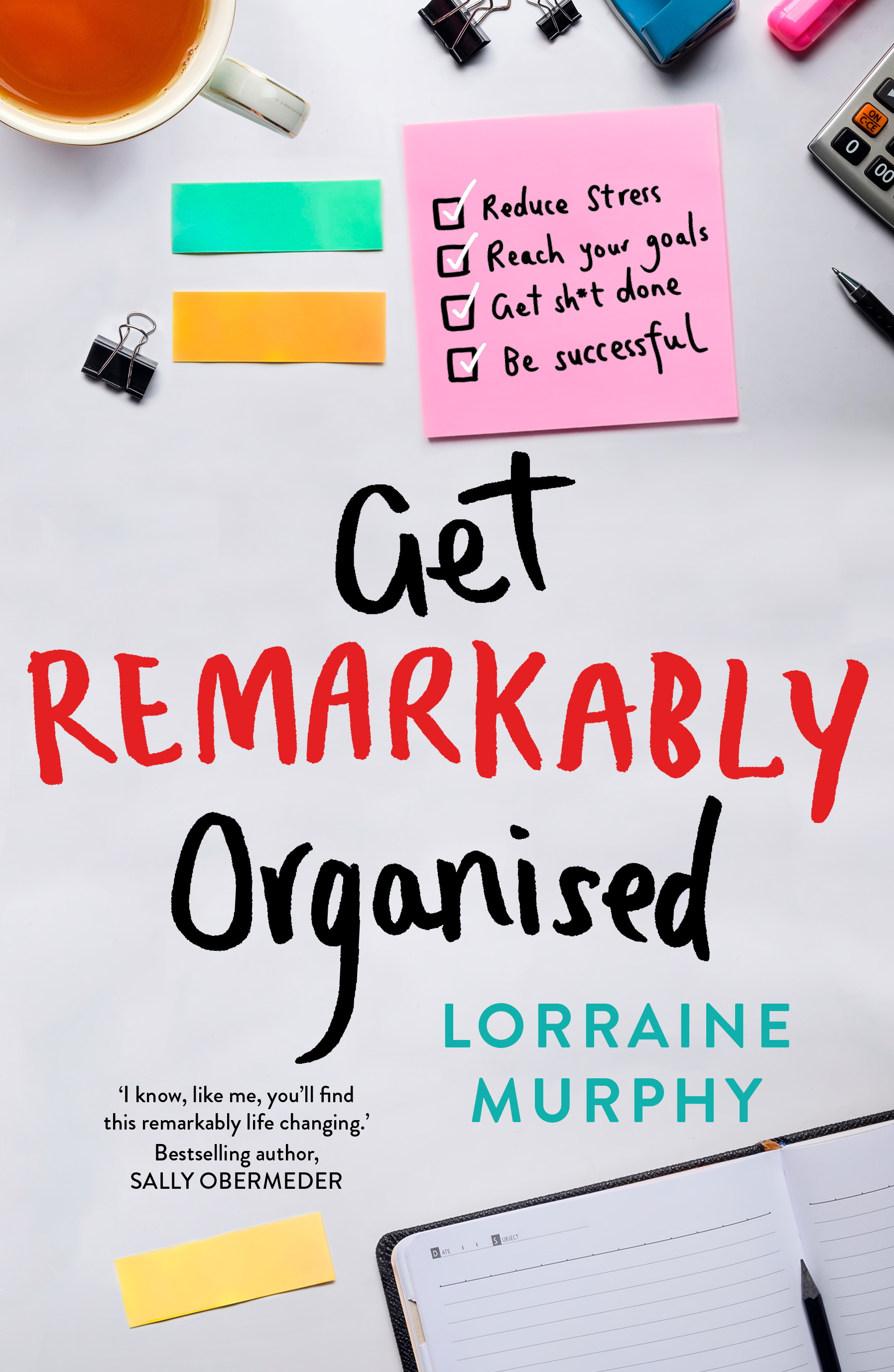 Get Remarkably Organised by Lorraine Murphy. 9780733639487