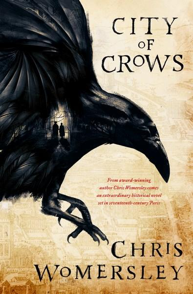 City of Crows by Chris Womersley. 9781760551100.