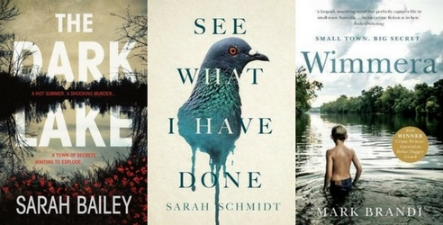 Best of 2017 Crime & Thrillers