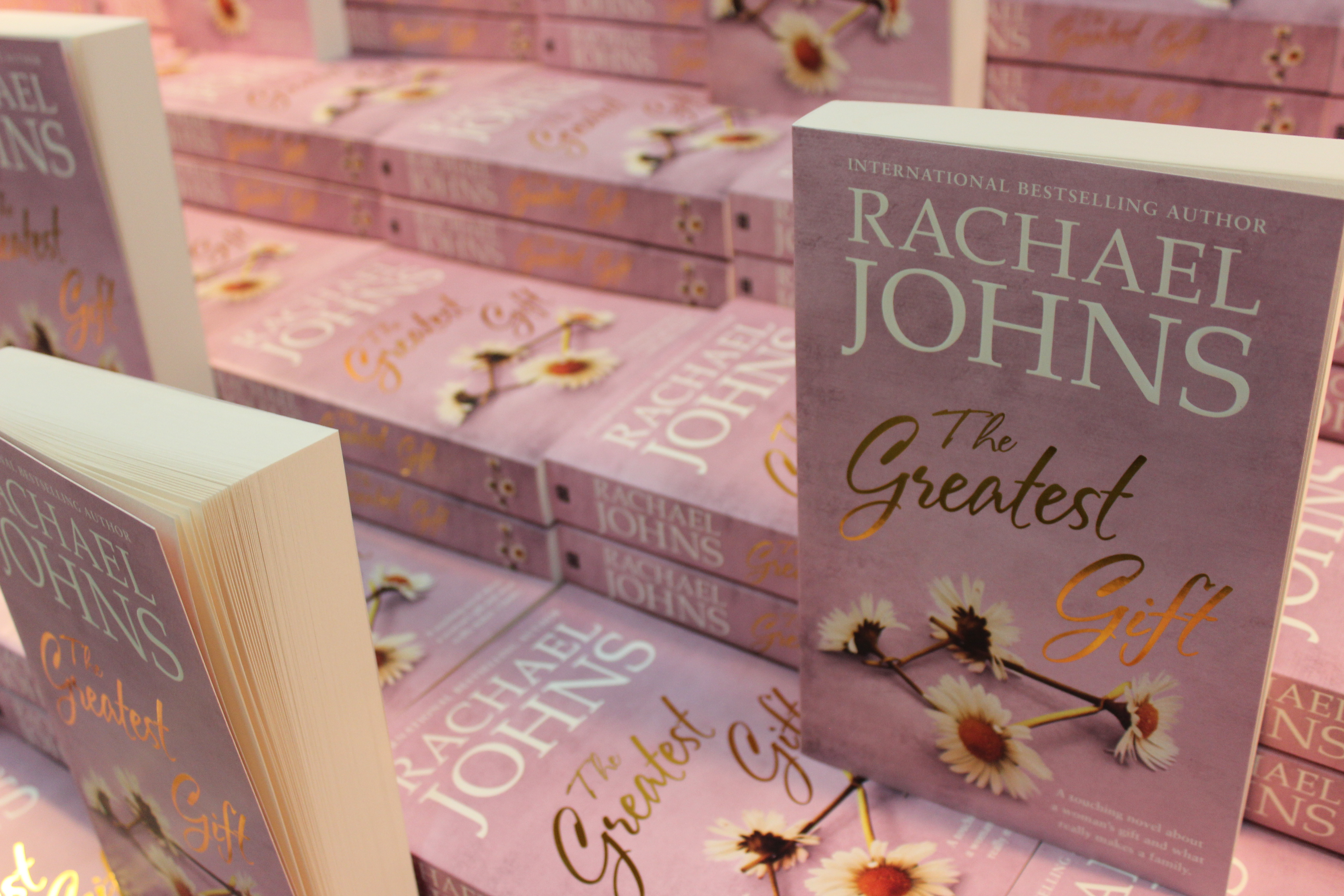 The Greatest Gift by Rachael Johns.