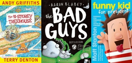 Best of 2017 Children's Fiction