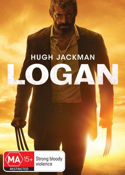 Logan starring Hugh Jackman