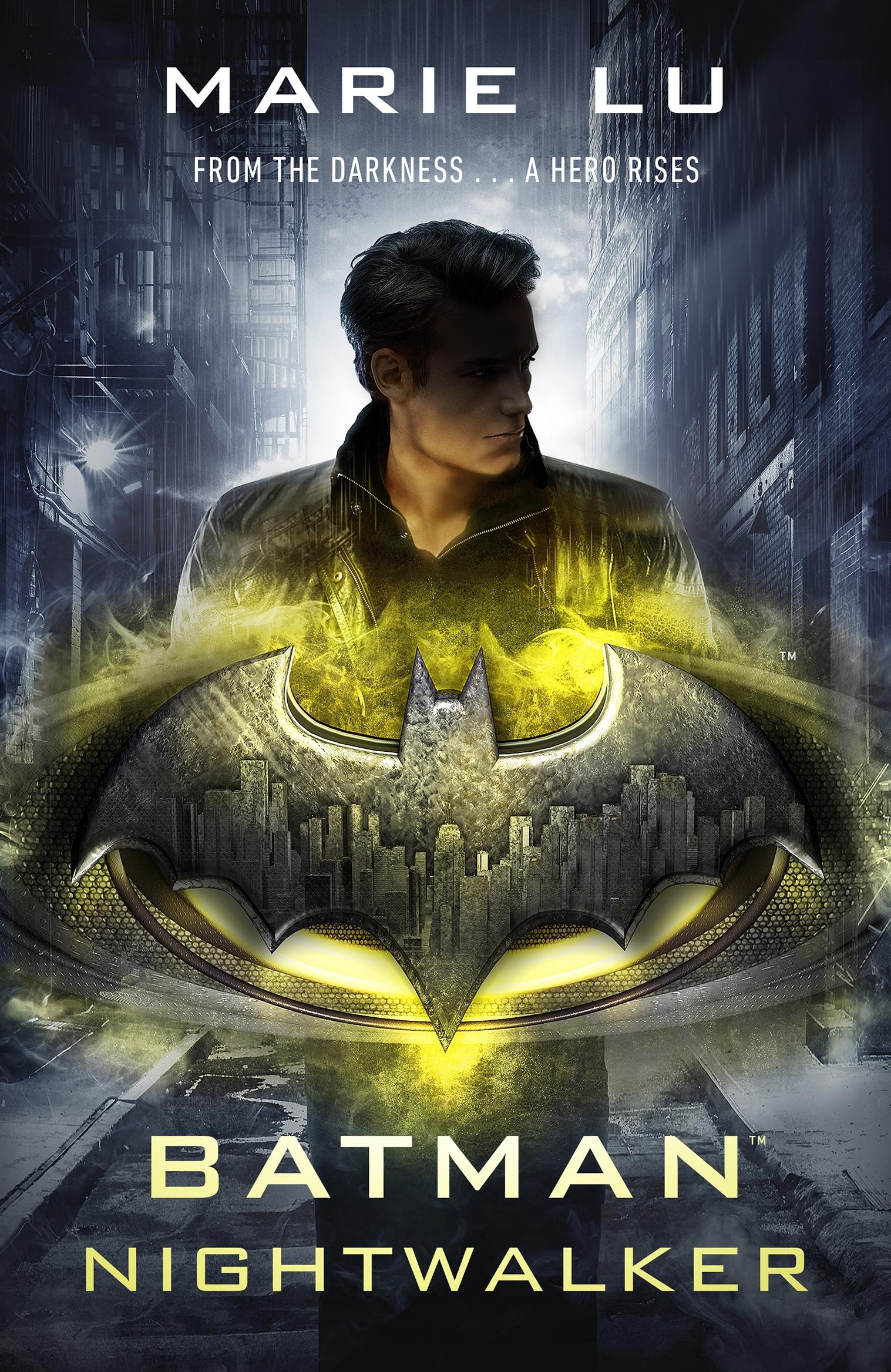 Batman: Nightwalker by Marie Lu. 9780141386836.