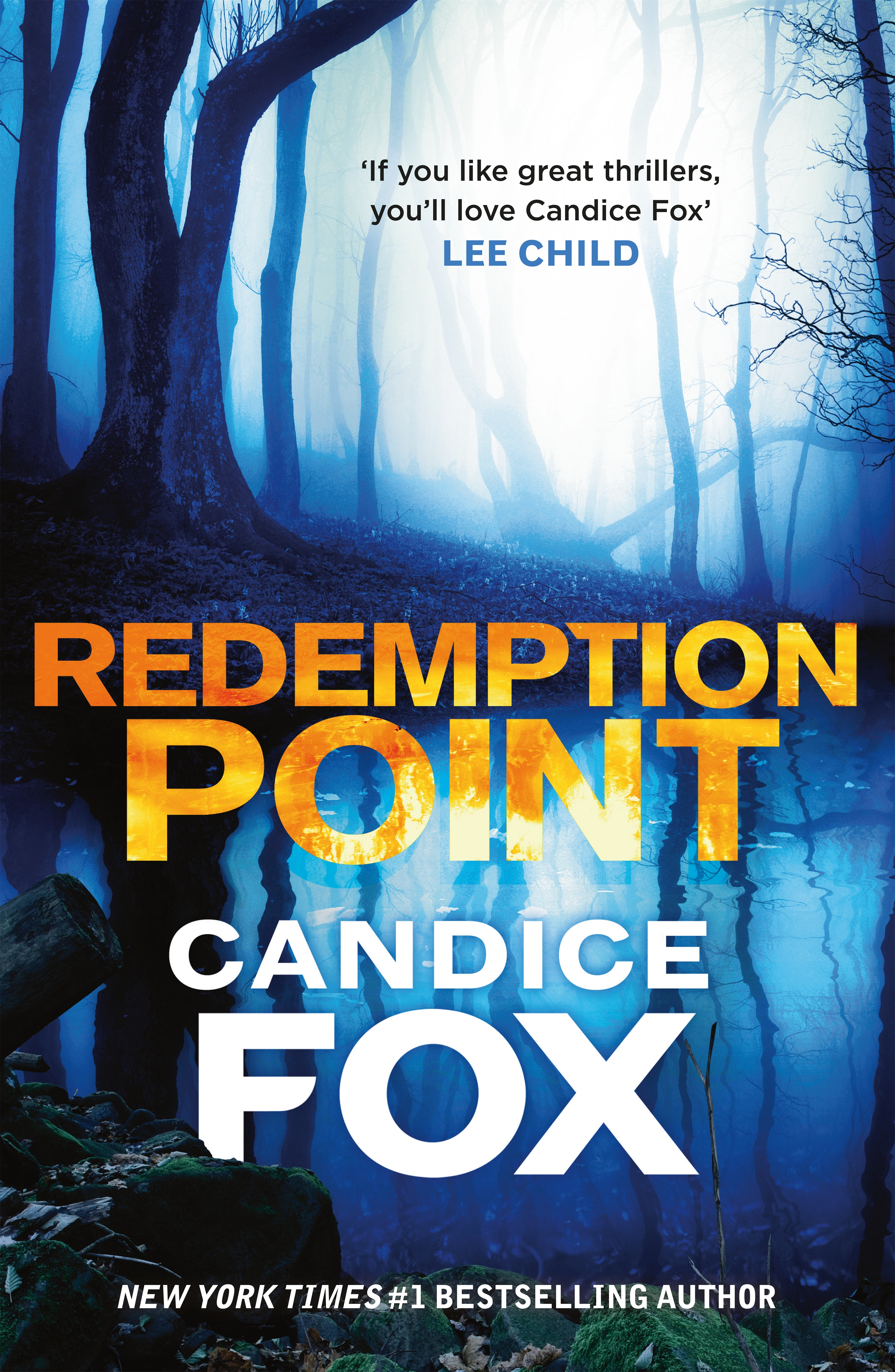 Redemption Point by Candice Fox.