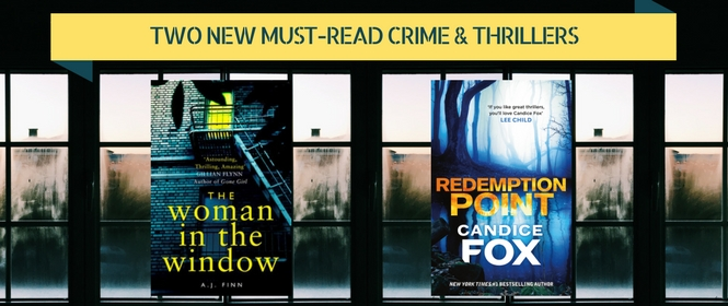 Two new must-read Crime & Thrillers