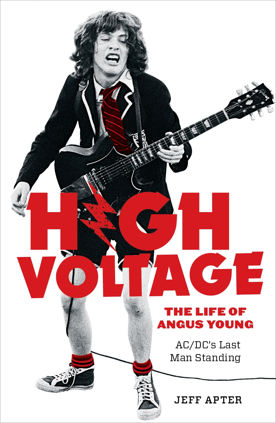 High Voltage: The Life of Angus Young. 9781863959582.