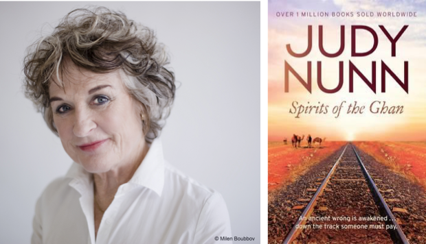 Top 50 Favourite Australian Authors: Judy Nunn