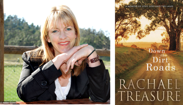 Top 50 Favourite Australian Authors: Rachael Treasure