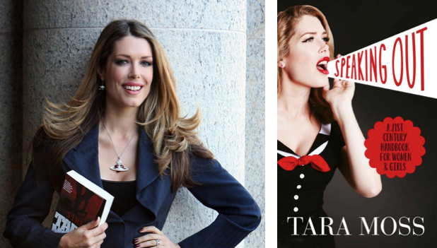 Top 50 Favourite Australian Authors: Tara Moss