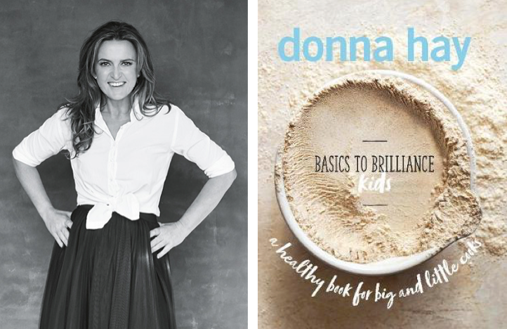 Top 50 Favourite Australian Authors: Donna Hay