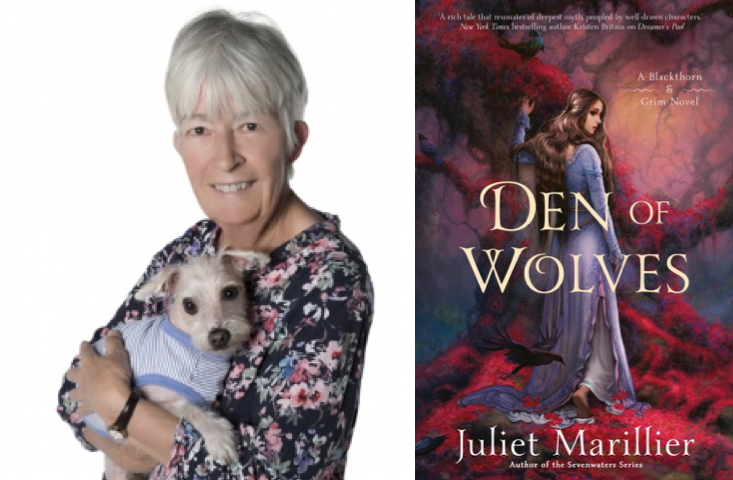 Top 50 Favourite Australian Authors: Juliet Marillier