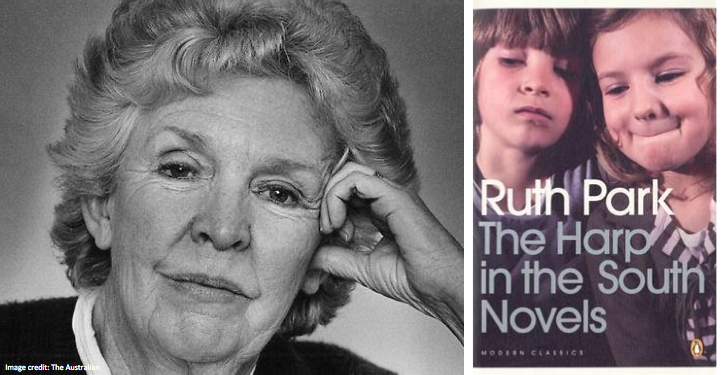 Top 50 Favourite Australian Authors: Ruth Park