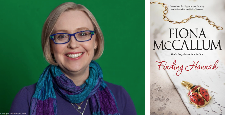 Top 50 Favourite Australian Authors: Fiona McCallum