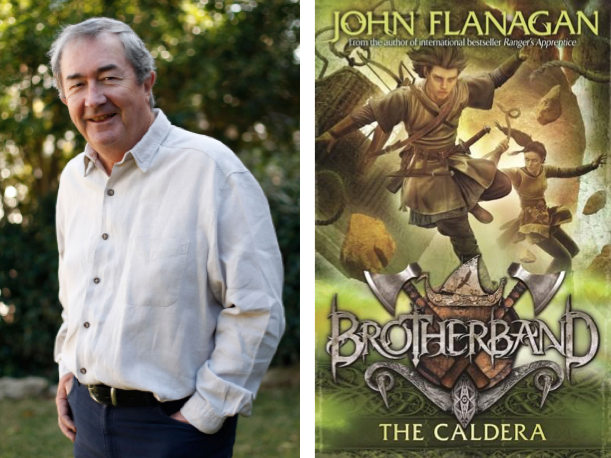 Top 50 Favourite Australian Authors: John Flanagan