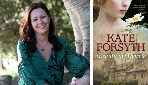 Top 50 Favourite Australian Authors: Kate Forsyth