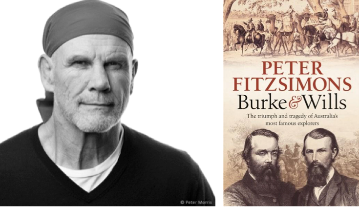 Top 50 Favourite Australian Authors: Peter FitzSimons