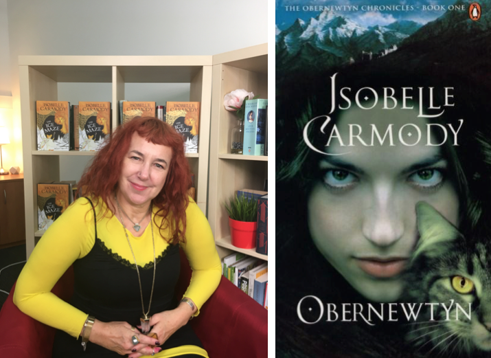 Top 50 Favourite Australian Authors: Isobelle Carmody