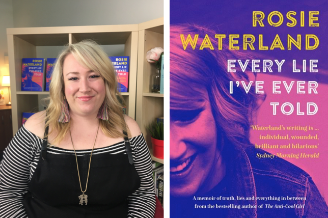 Top 50 Favourite Australian Authors: Rosie Waterland