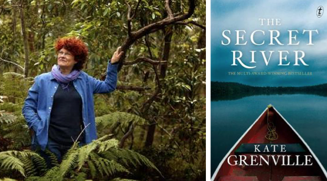 Top 50 Favourite Australian Authors: Kate Grenville