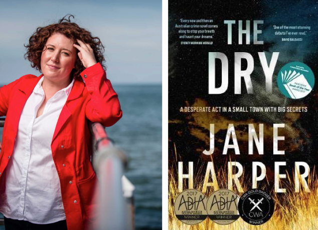 Top 50 Favourite Australian Authors: Jane Harper
