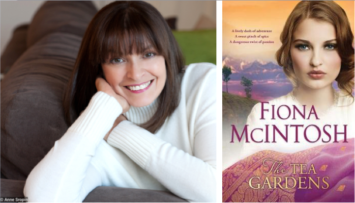 Top 50 Favourite Australian Authors: Fiona McIntosh