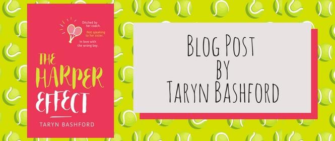 The Harper Effect by Taryn Bashford. 9781760552091.