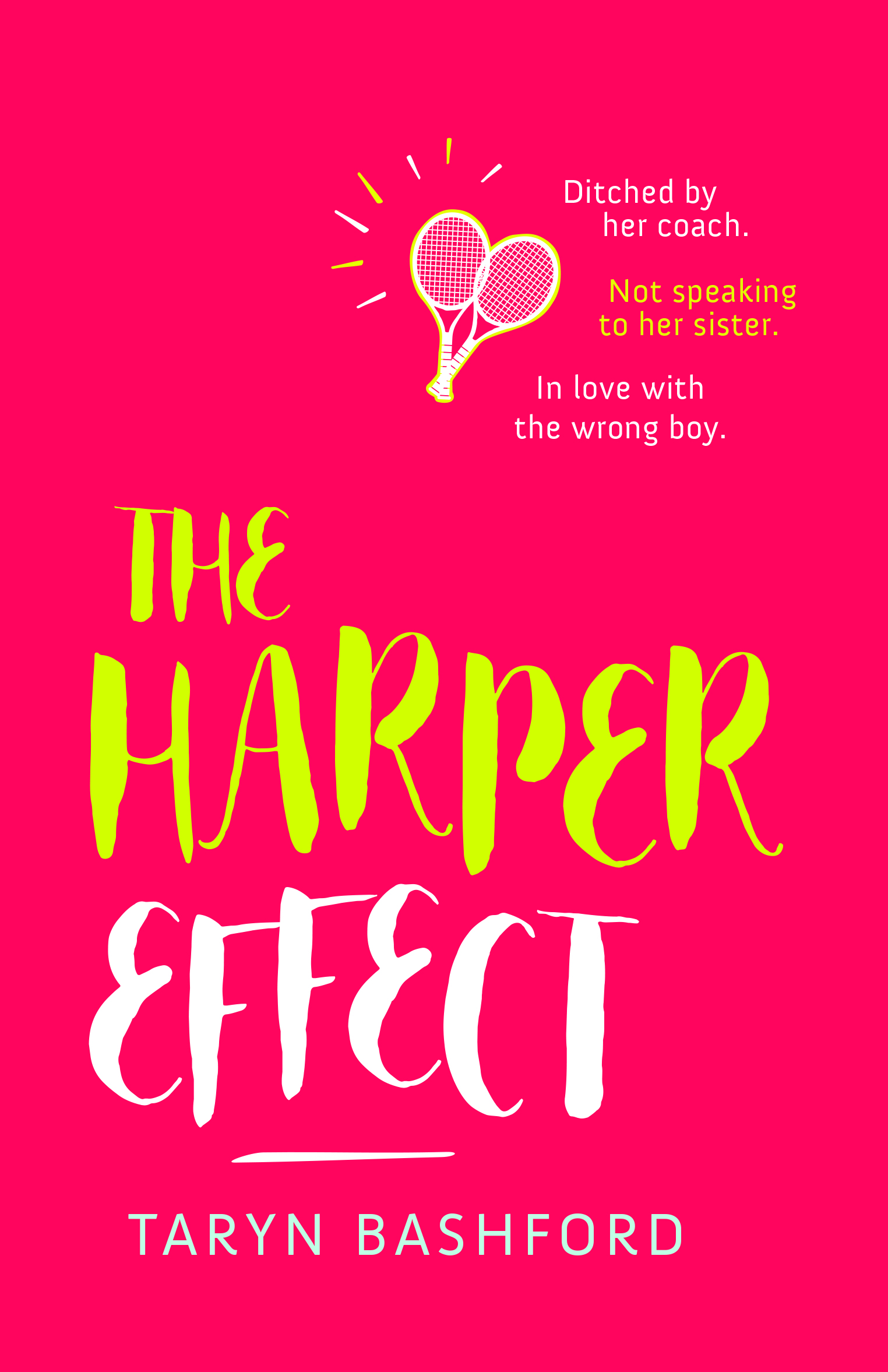 The Harper Effectby Taryn Bashford