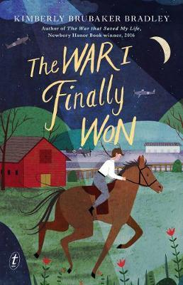The War I Finally Won by Kimberly Brubaker Bradley.