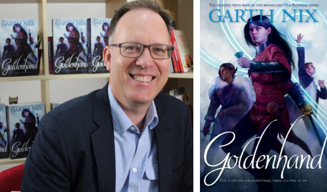 Top 50 Favourite Australian Authors: Garth Nix