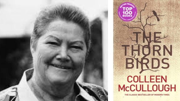 Top 50 Favourite Australian Authors: Colleen McCullough