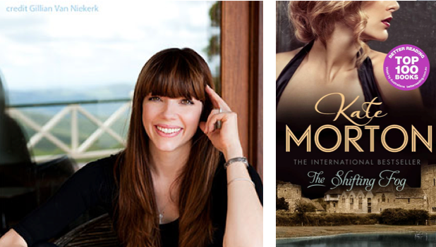 Top 50 Favourite Australian Authors: Kate Morton