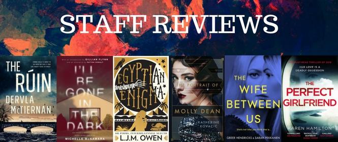 6 new crime & thriller reads we loved!