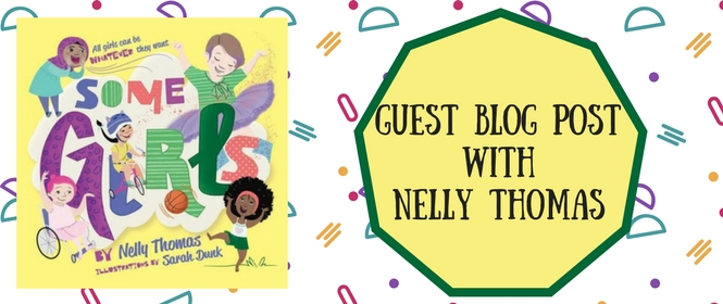 Guest Blog Post with Nelly Thomas