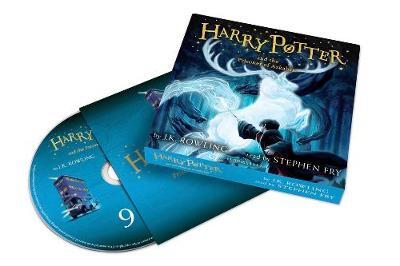 Harry Potter and the Prisoner of Azkaban Audio Book by J.K. Rowling
