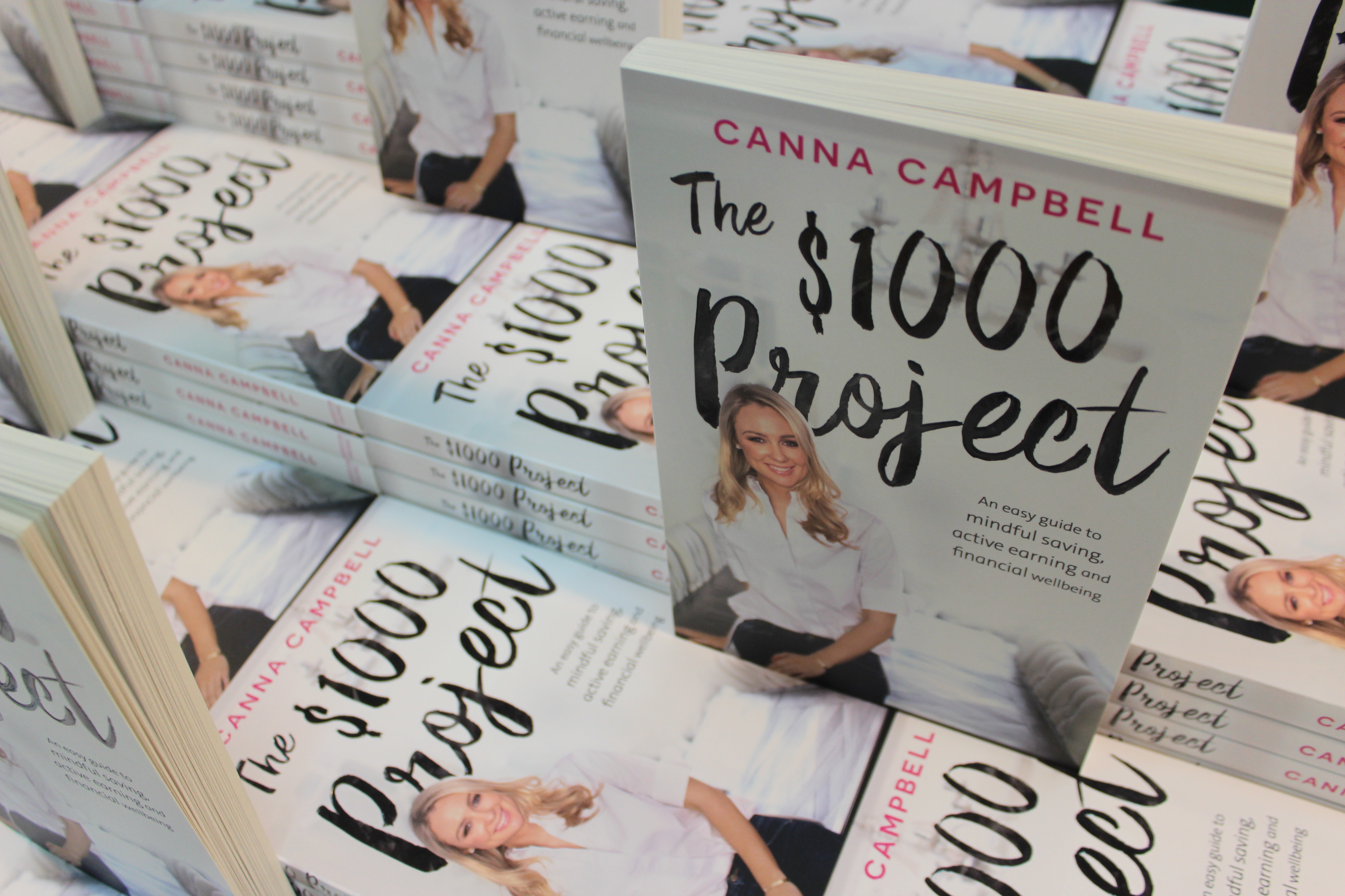 The $1000 Project by Canna Campbell