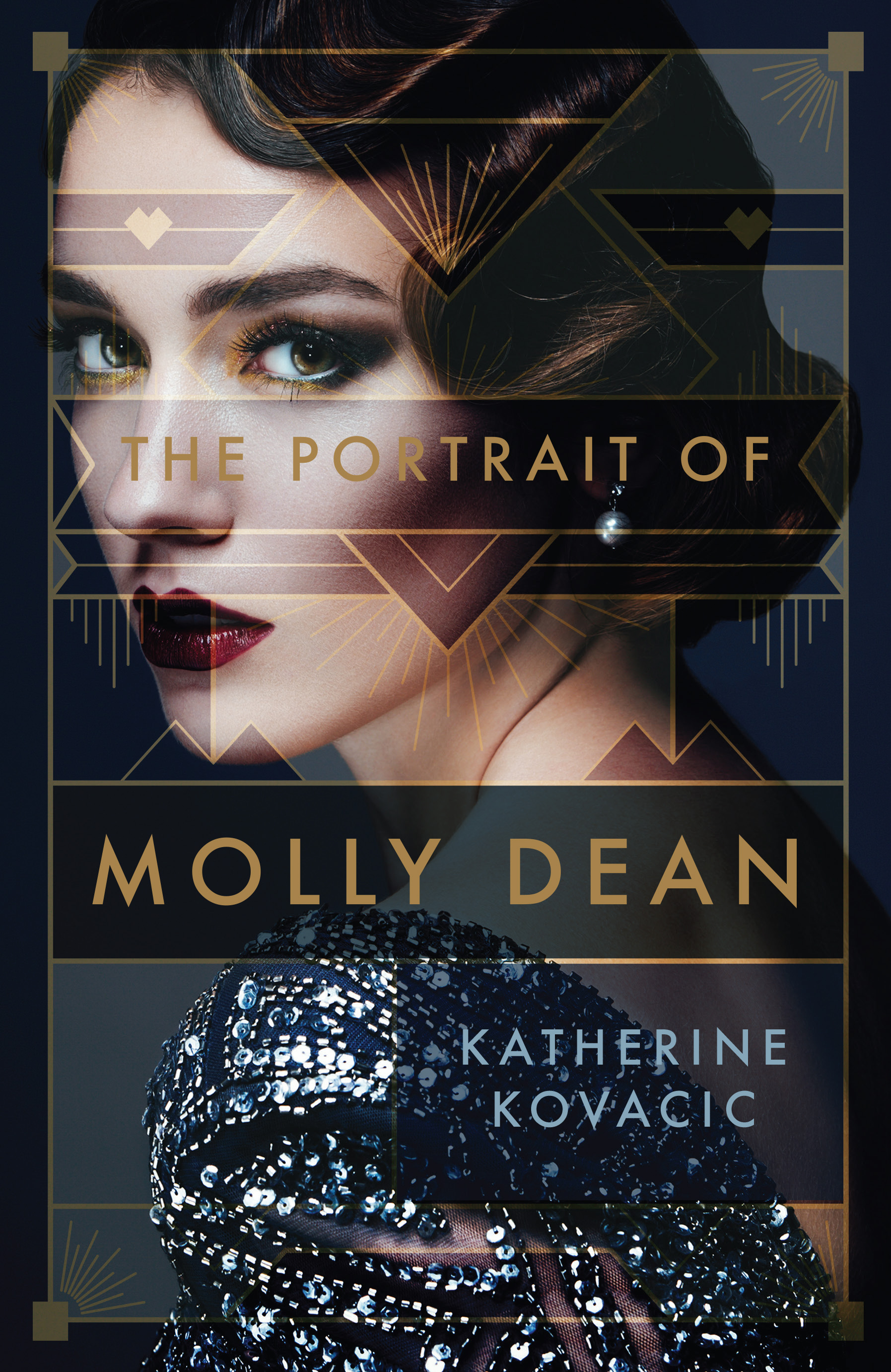 The Portrait of Molly Dean by Katherine Kovacic