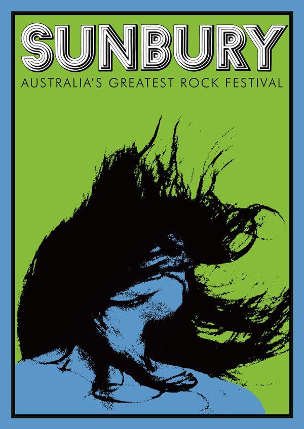 Sunbury: Australia's Greatest Rock Festival by Peter Evans