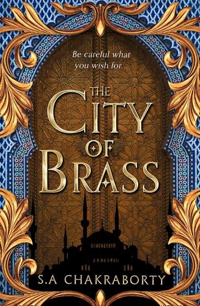 The City of Brass by S.A Chakraborty