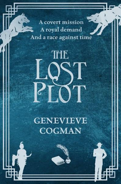 The Lost Plot by Genevieve Cogman.