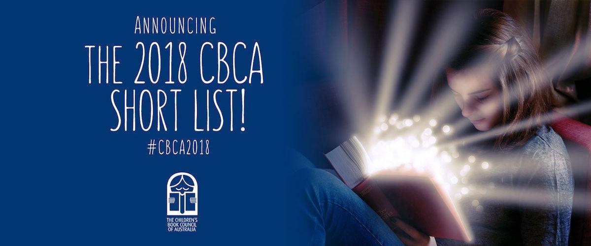 Announcing the 2018 CBCA Awards Shortlist