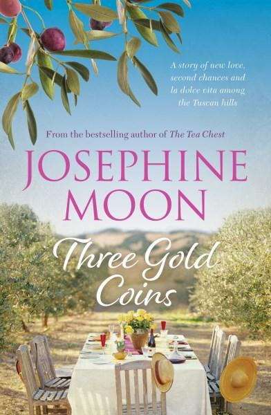 Three Gold Coinsby Josephine Moon