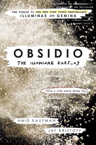 Obsidioby Amie Kaufman and Jay Kristoff