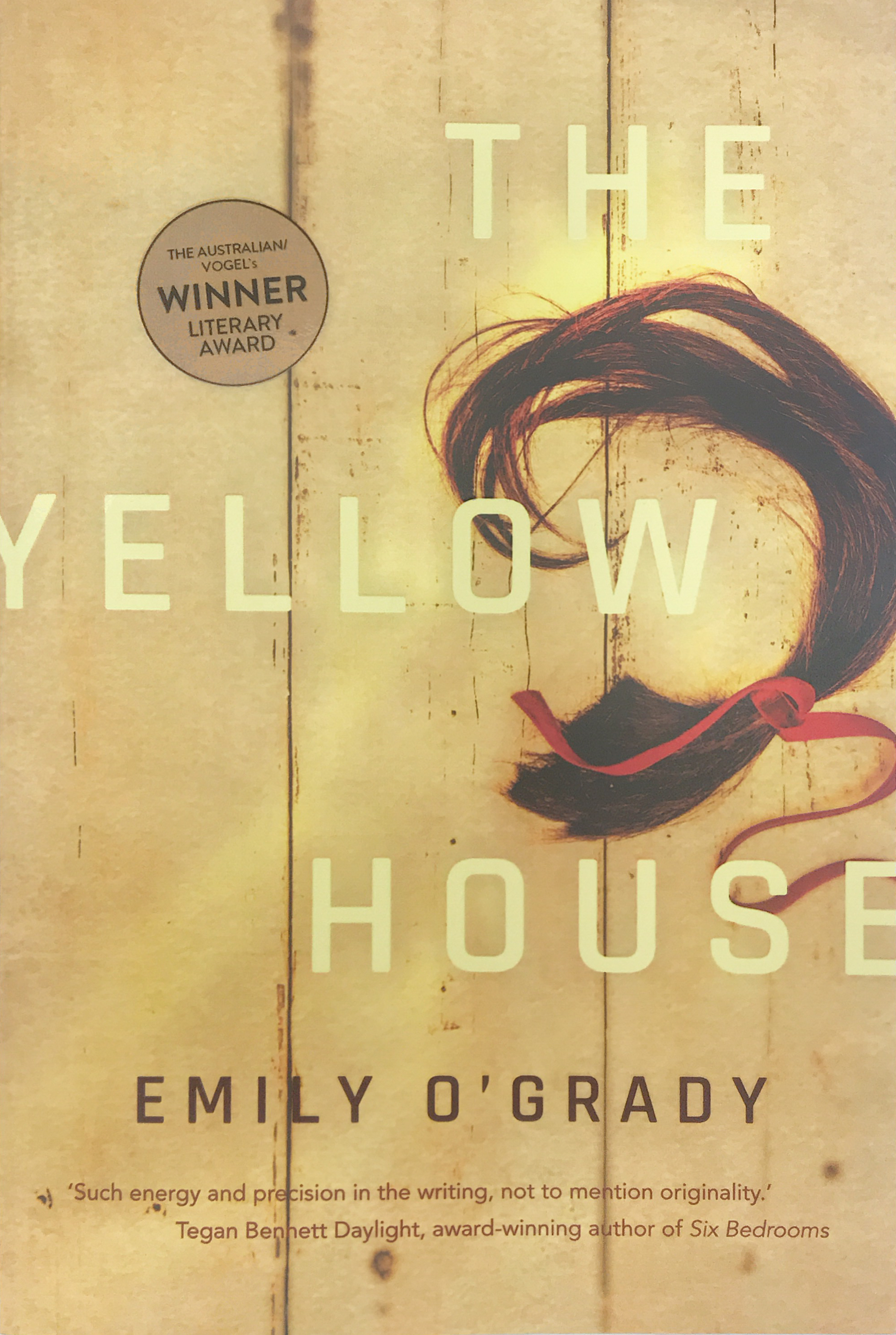 The Yellow Houseby Emily O'Grady