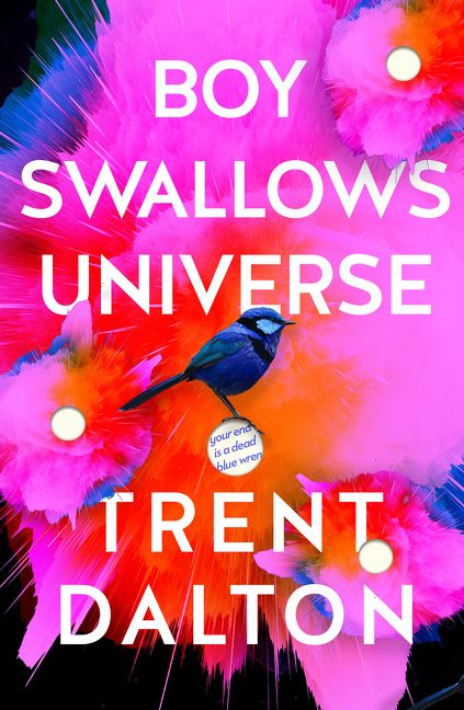 Book Recommendations: Boy Swallows Universe by Trent Dalton