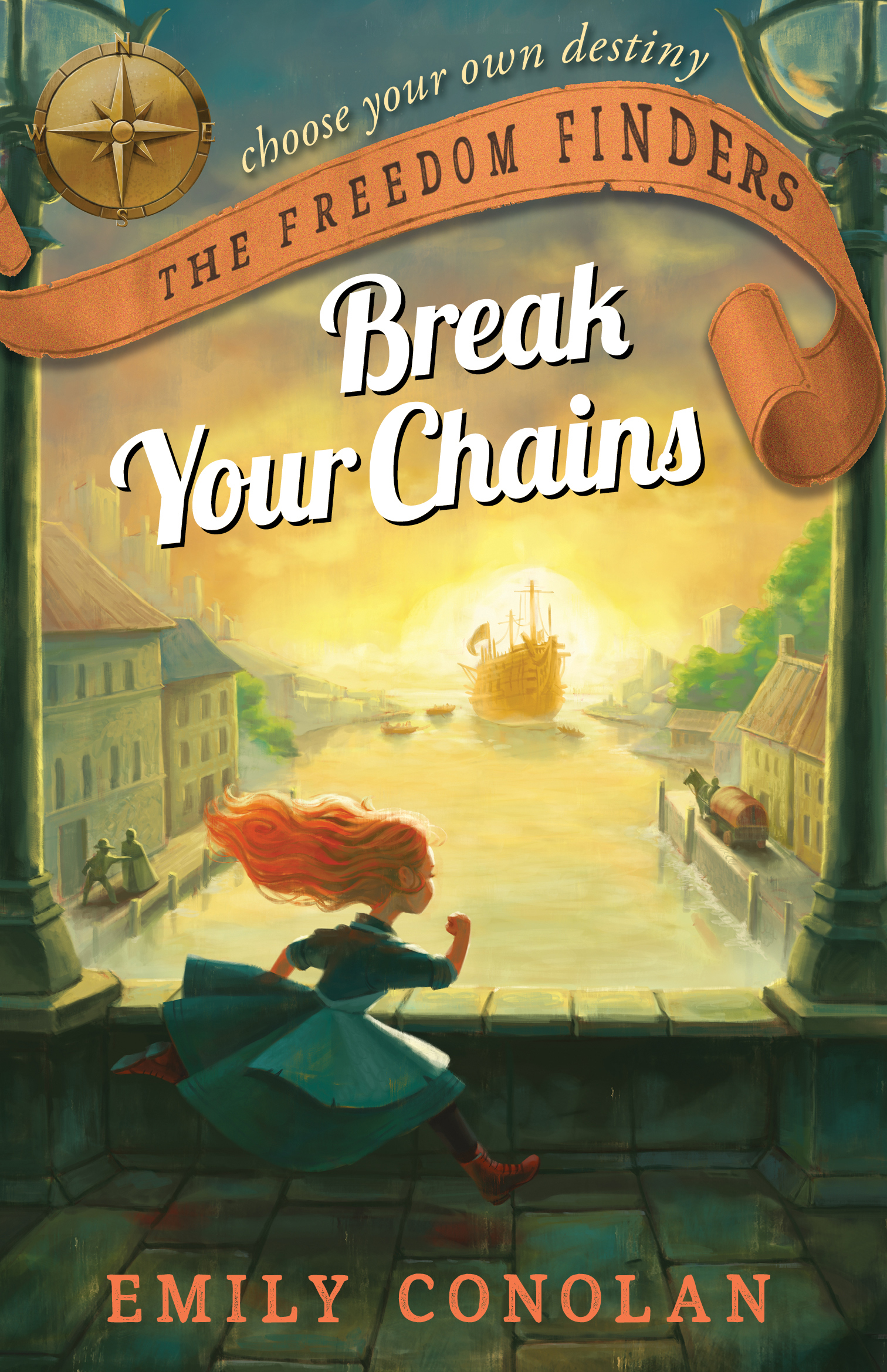 Break Your Chainsby Emily Conolan
